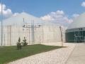 před bioplynkou